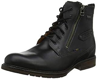 FRETZ men Herren Padova Chukka Boots, Schwarz (Noir 51), 43 EU (B07P5MY1QZ) | Amazon price tracker / tracking, Amazon price history charts, Amazon price watches, Amazon price drop alerts