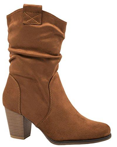 e821ff69 Elara Og Kvinnelig Boots Kamel Cowboy Støvler xn4wrx |sandcastle ...