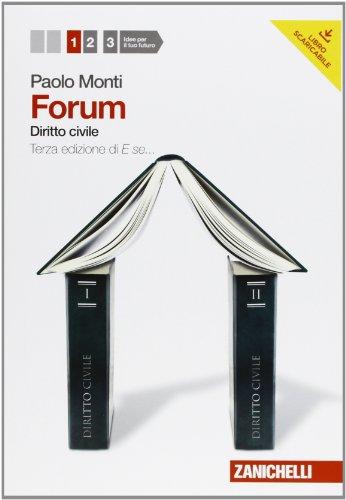 Forum. Per le Scuole superiori. Con espansione online: 1
