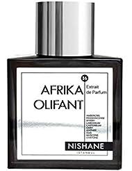 Nishane Istanbul afrika olifant extrait de parfum 50 ml marron