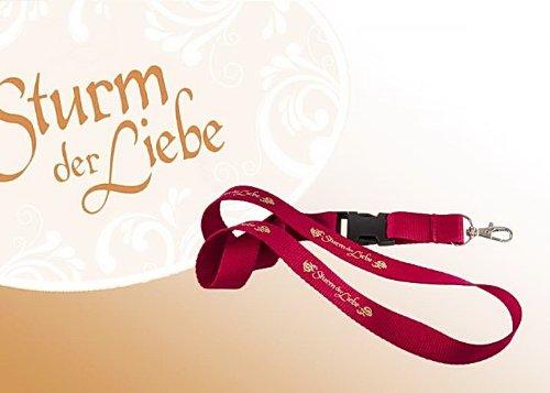 """Preisvergleich Produktbild """"Sturm der Liebe"""" Schlüsselanhänger-Schlüsselband"""