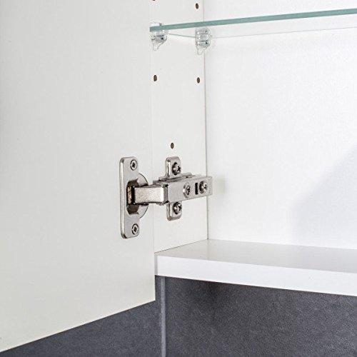 Spiegelschrank START – 100 cm - 3
