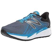 New Balance Men's Fresh Foam Evare Road Running Shoe, Grey (Blue/Grey), 7 UK