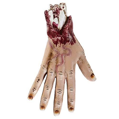 Hand Abgetrennte Kostüm - Widmann 00470 Abgetrennte Hand, unisex-adult, 25 cm
