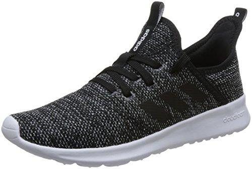adidas Damen Cloudfoam Pure Fitnessschuhe, Mehrfarbig (Black 001), 39 1/3 EU