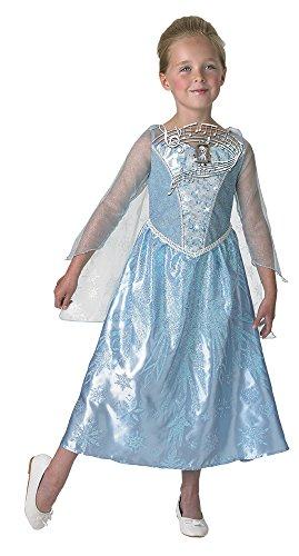 Imagen de frozen  disfraz elsa con luz y música, talla m rubie's spain 610362 m