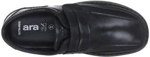 Ara 11-17101-01, fermé homme Noir (Schwarz)