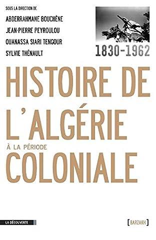 Histoire de l'Algérie à la période coloniale,