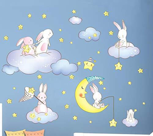 Tapete Cartoon Tier Wandaufkleber Kinderzimmer Baby Zimmer Baby Wanddekoration Malerei Nette Kreative Aufkleber 3D Stereo