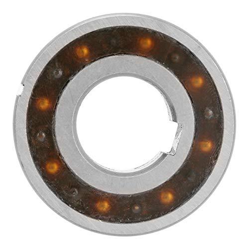 Rodamiento de bolas, CSK15 Cojinete de embrague unidireccional de acero de 35 * 15 * 11mm para máquinas herramienta Equipos electrónicos Reductores Motores Prensas Maquinaria textil
