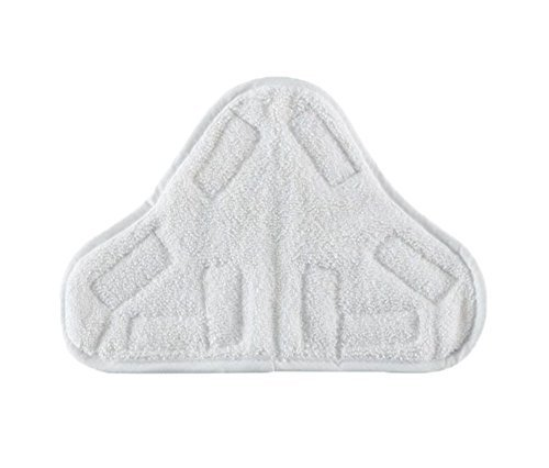 New Set of Microfibre Steam Mop Pads Washable Replacement, used for sale  Delivered anywhere in UK