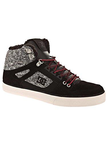 DC Shoes  SPARTAN HIGH WC, Baskets hautes homme Noir - Noir