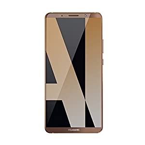 Huawei Mate 10 Pro, Tempered Glass, Premium Real 2.5D 9H Anti-Fingerprints & Oil Stains Coating Hardness Screen Protector Guard For Huawei Mate 10 Pro