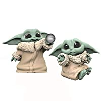 "Star Wars The Bounty Collection The Child Collectible Toys 2.2-Inch The Mandalorian ""Baby Yoda"" Don"
