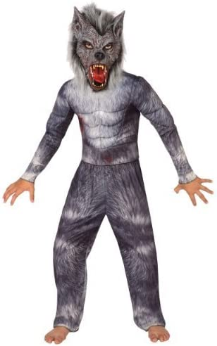 Big Boys' LF Werewolf Costume Small (4-6) by LF Boys' Products Pte. Ltd. 50620c