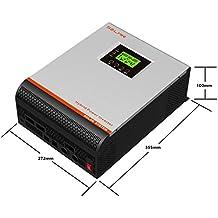 Inversor Multifuncion onda pura 3000va Regulador 50A Cargador 30A