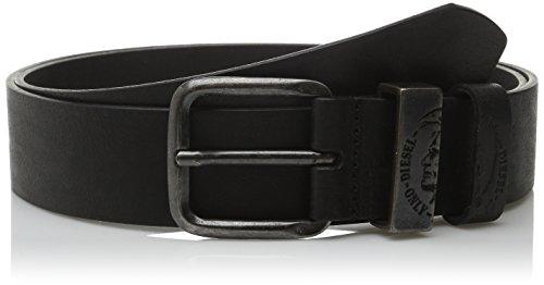 Diesel Cintura Uomo B-Frag Belt H Cm 3,8 Black_100