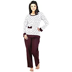Nite Flite Women's Pretty Bows Pyjama Set