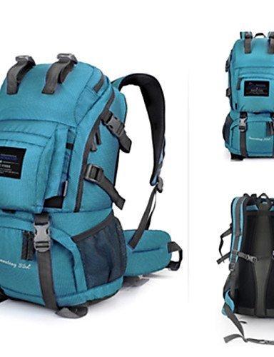 GXS groß Mehrzweck-Outdoor Sports Wandern Camping Reiten Bergsteigen Taschen Rucksack UTILITY - lichtgrün
