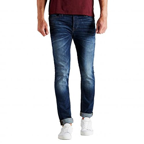 Jeans Jack and Jones Tim Original Denim 2932 Blue