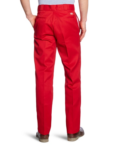 Dickies 874 Pantalon de travail classique Rouge (English Red)