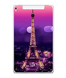 Fuson Designer Back Case Cover for Apple iPad Pro 9.7 Inches :: Apple iPad Pro Wi-Fi + Cellular (3G/LTE) 9.7 Inches :: Apple iPad Pro Wi-Fi (Wi-Fi) (Tourist Couple Love Girl Lady Womens Boys Mens)