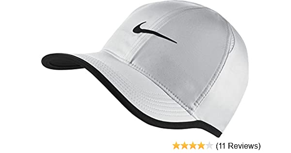 quality design 61d85 4c260 Nike Unisex Featherlight Tennis Hat  Nike  Amazon.in  Sports, Fitness    Outdoors