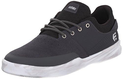 Tops Schuhe Skater High (Etnies Highlite Schuhe 10,5 dark grey/black/white)