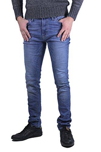 Jack & Jones Jjiliam Jjoriginal Am 015 Lid Noos, Jeans Homme Blau