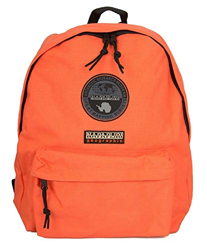 Napapijri Bags Zaino Casual, 40 cm, 22 liters, Arancione (Orange)