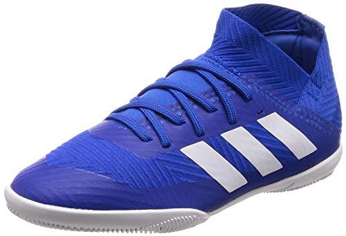 adidas Unisex-Kinder Nemeziz Tango 18.3 IN Futsalschuhe, Blau (Fooblu/Ftwbla/Negbás 001), 33 EU