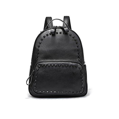 Nieten rucksack ,fashion pers?nlichkeit wild bag-A A