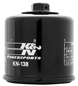 K&N OIL FILTER KN-138 SUZUKI BOULEVARD M90 2009