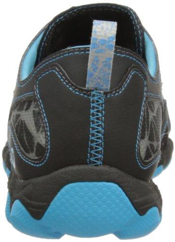 Merrell HURRICANE LACE Damen Bootsportschuhe Mehrfarbig (BLACK/HORIZON BLUE)