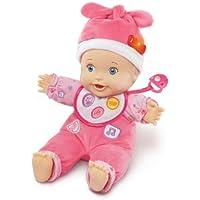 Vtech Little Love Baby Talk Bambola (Inviato da UK) - Amore Piccolo Attività Giocattoli