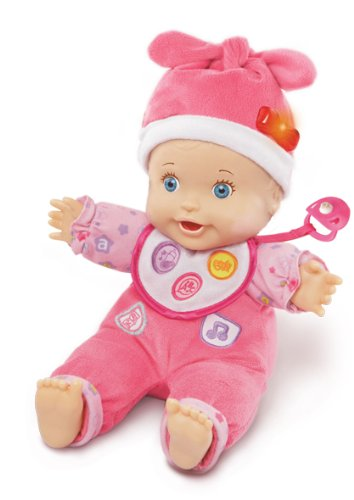VTech Little Love Baby Talk Interactive Doll - Multi-Coloured