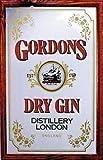 Gordon's London Dry Gin großer Spiegel