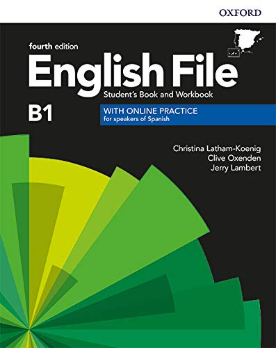 English File B1. Student's Book and Workbook with