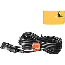 Godox 5m longitud de extensión Cable de alimentación cable AD-S14para WITSTRO AD180AD360Flash Speedlite