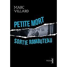 Petite mort sortie Rambuteau: la collection noire de publie.net