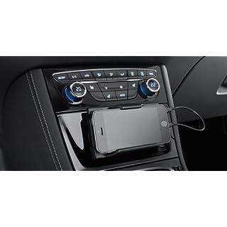 Genuine Vauxhall Astra K PowerFlex smartphone holder, Jet Black (incl. Micro USB cable, 24.5 cm)