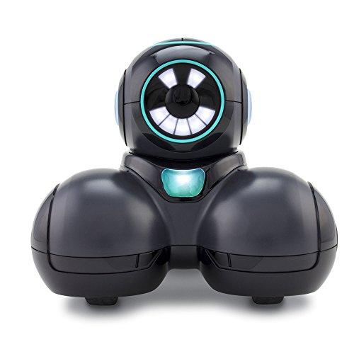 Wonder Workshop Cue Robot Spielzeug für Jungs und Mädchen um spielend programmieren zu lernen - MINT/STEM Lernroboter