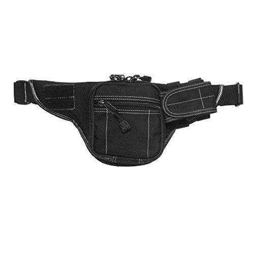Hüfttaschenholster MB6 schwarz