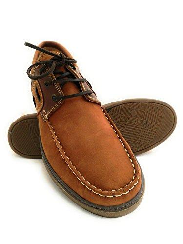 zerimar-scarpe-uomo-eleganti-in-pelle-nautico-con-suola-in-gomma-flessibile-100-pelle-di-alta-qualit
