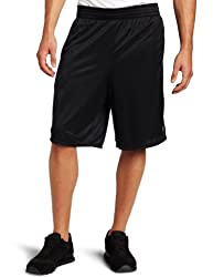 Champion Mens Crossover Short, Black, XX-Large