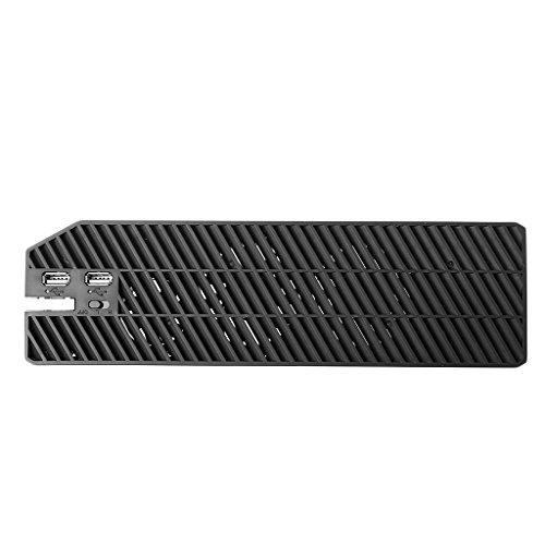 Fan 5 Ventil (MIUSON Dual-USB-Hub-Ladegerät Dock-Kühlung Kühlerlüfter für Xbox One-Konsole)