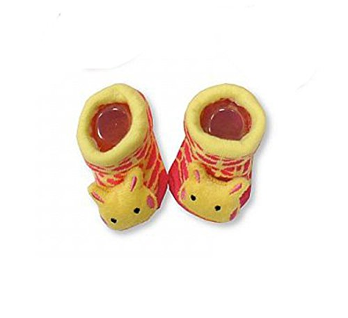 KATIES PLAYPEN® / BABY BEST BUYS Baby Mädchen (0-24 Monate) Socken rosa giraffe 0-3 Monate (Lacy Socken Für Babys)