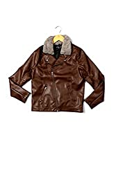 Allen Solly Boys Jacket (AKBJK516489_Brown_6)