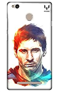 iessential football Designer Printed Back Case Cover for Redmi 3S