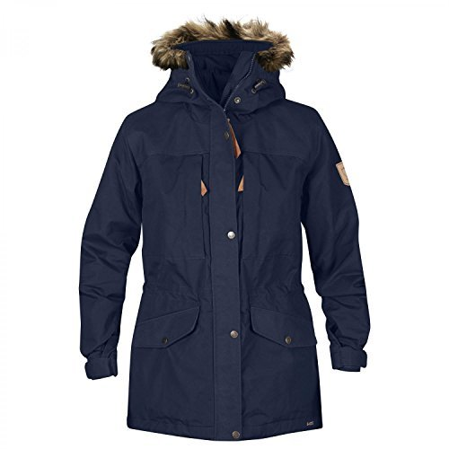Fjällräven Damen Singi Winter Jacket W. Daunenjacke Dark Navy